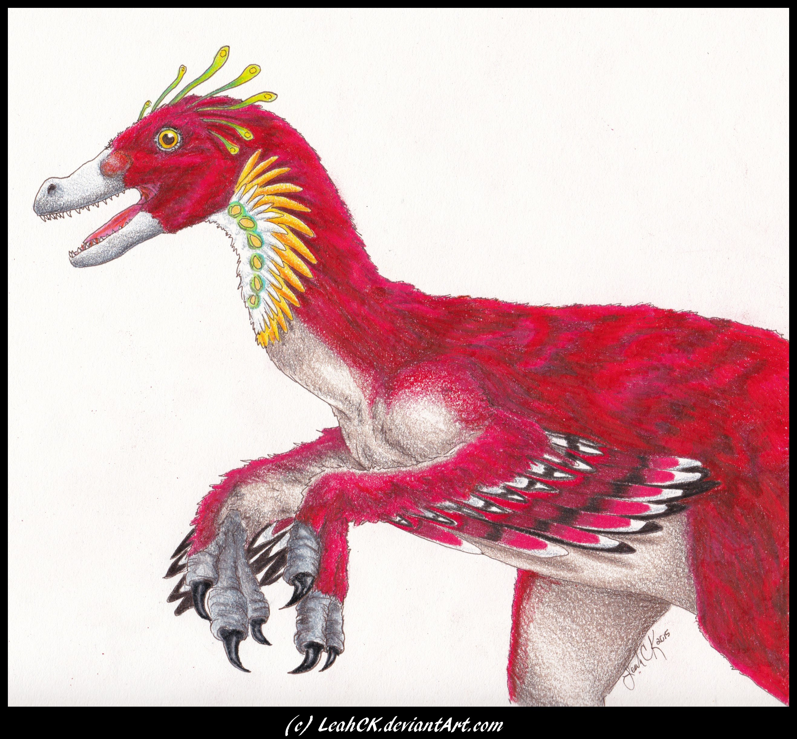 Velociraptor_Color