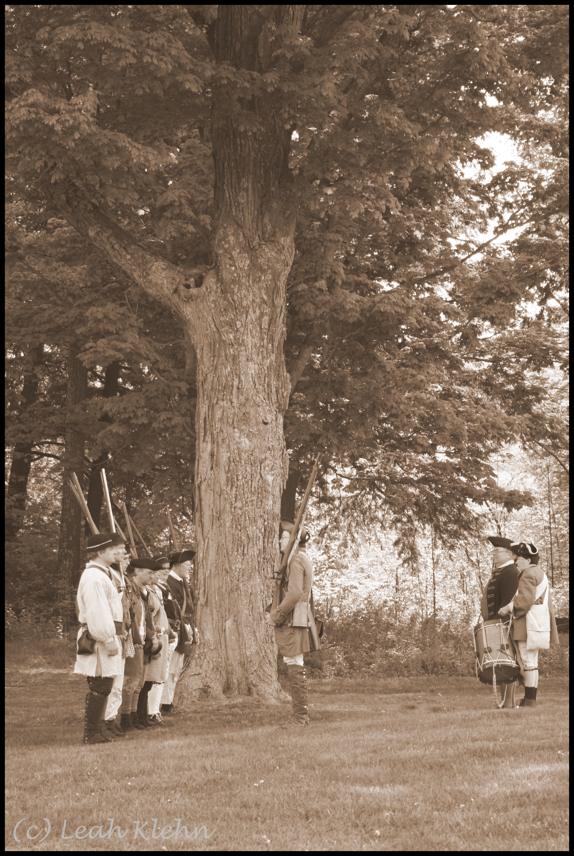 Revolutionary War Reenactment (3)