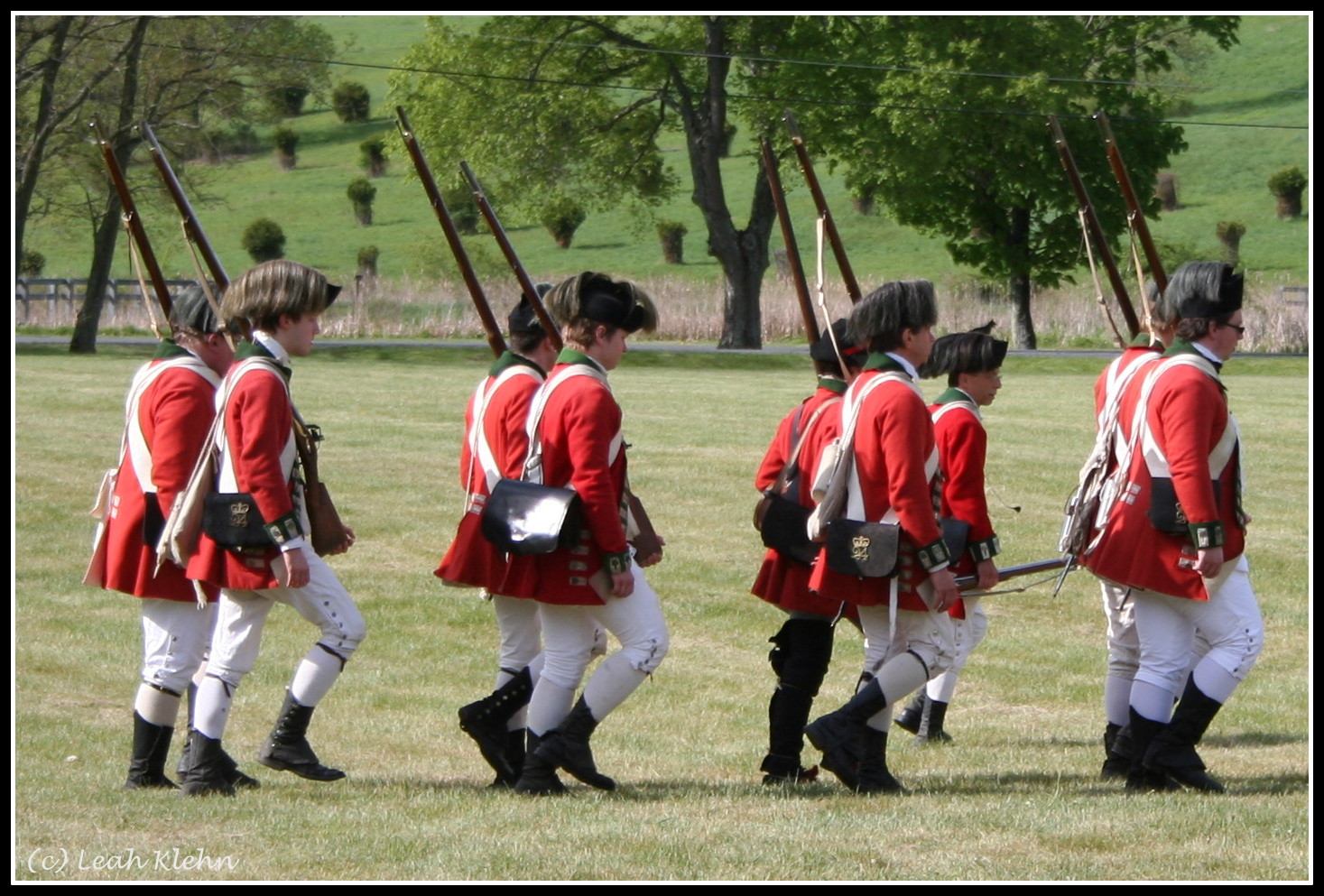 Revolutionary War Reenactment (4)