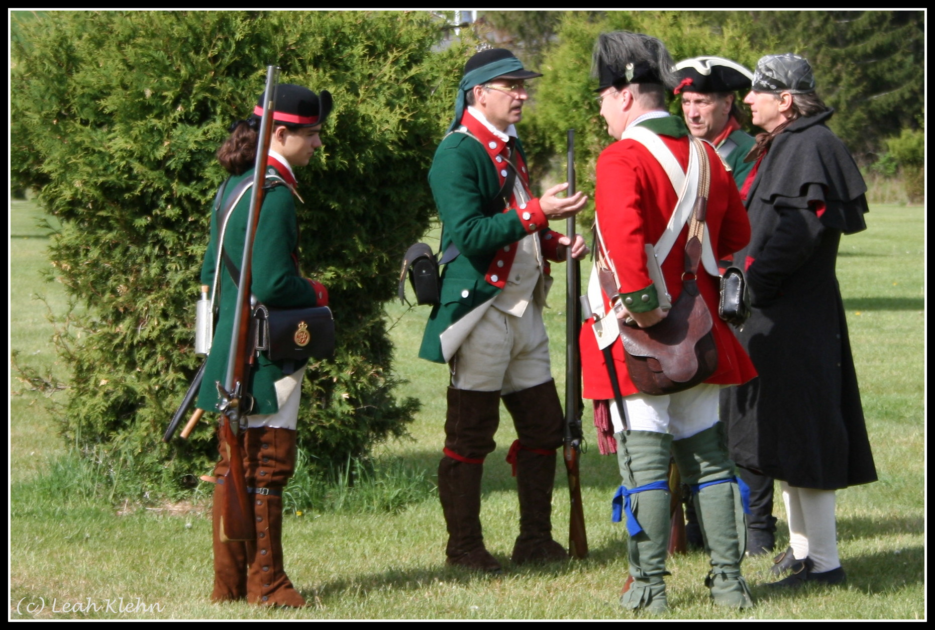 Revolutionary War Reenactment (6)